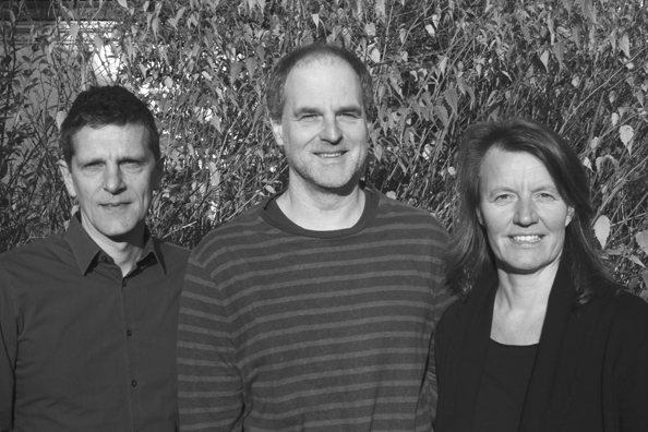 Thomas Geldmacher, Robert Korbei, Daniela Musiol